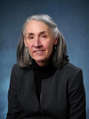 Vice Provost and Associate Vice Chancellor for Undergraduate Education Mary Kraus