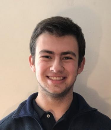 CU Boulder student Mikhail (Misha) Solok