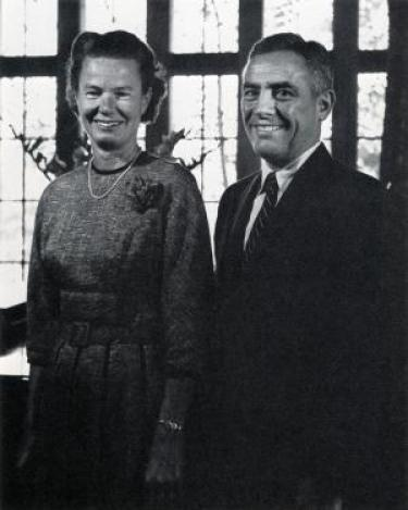 Quigg and Virginia Newton