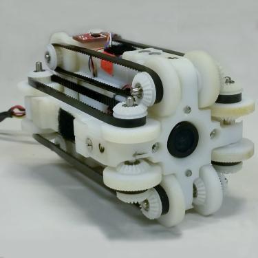 Mark Rentschler's 2016 ISGP robotic capsule endoscopes