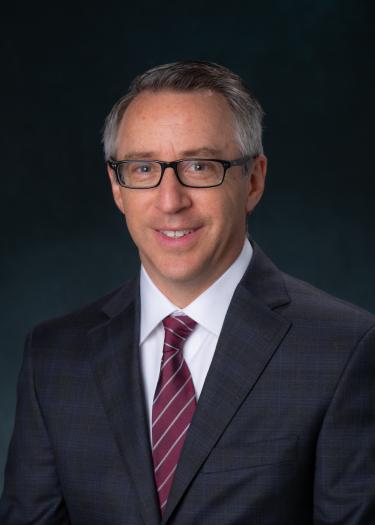 Graduate School Dean Scott Adler