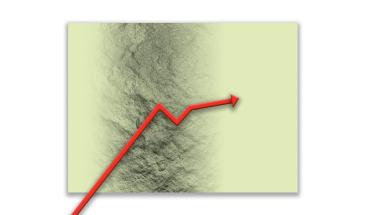 Colorado with a line graph