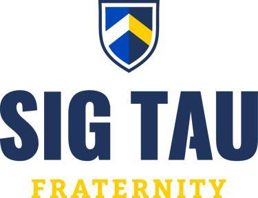 Sig Tau logo