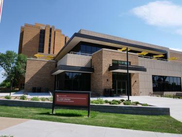 Village Center exterior