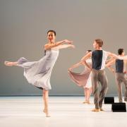Jessica Lang Dance dancers