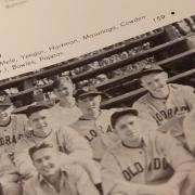 1940 baseball team photo