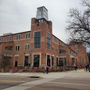Roser ATLAS building