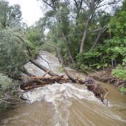 2013 Boulder flood damage