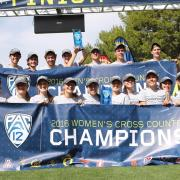 2016 Pac-12 Cross Country champions