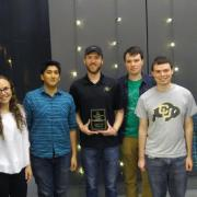 Chem-E-Car regional competition on April 1, 2017
