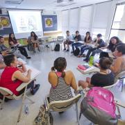 High school students participate in Aquetza summer program