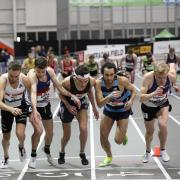 USA Track and Field Indoor championships