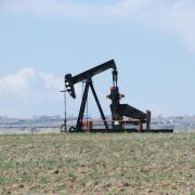 an oil well in Colorado