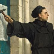 Martin Luther posts his 95 Theses, sparking the Protestant Reformation