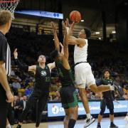 Colorado men's basketball versus Sacramento State