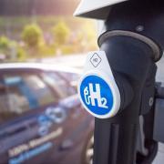 A hydrogen fuel pump