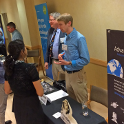 Networking at AeroSpace Ventures Day 2017