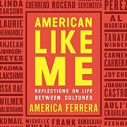 Book cover of 'American Like Me'