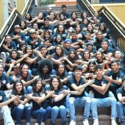 Former Aquetza camp students.