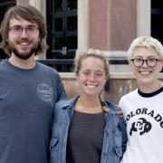 Brady Risendal, Marla Bernstein, and Meridith Richter