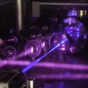 JILA's three-dimensional (3-D) quantum gas atomic clock