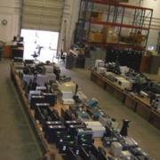 Photo of CU distribution center