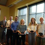 Disability Services Awards recipients