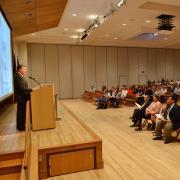 Presentation in Glenn Miller Ballroom