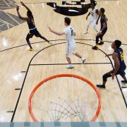 CU men's basketball take on the Cal Golden Bears