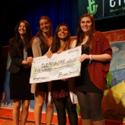 Monarch High School students win award for their climate project