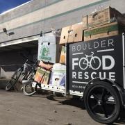 Boulder Food Rescue bike