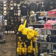Thousands of CU Buffs items are available in the Buffs Team Store