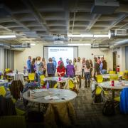 Catalyze CU group works in the Idea Forge