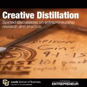 Creative Distillation podcast header