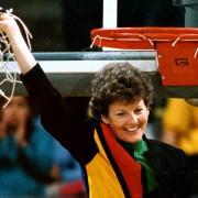 Former CU women's basketball head coach Ceal Barry