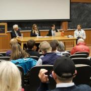 Center for Western Civilization, Thought & Policy panel discussion