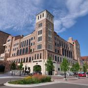 Champions Center on CU Boulder campus
