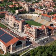 Champions Center and Folsom Field