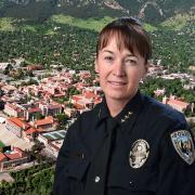 CU Police Chief Melissa Zak