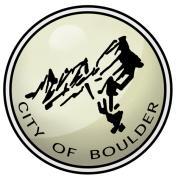City of Boulder mark