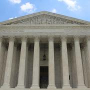 A stock image of the U.S. Supreme Court