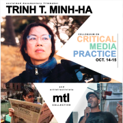 Critical Media Practice poster