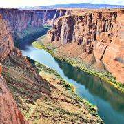 Image of the Colorado River Horseshoe Bend