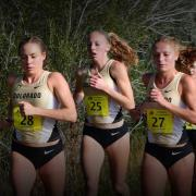Women's cross-country team currently ranks third in regional coaches polls