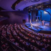 Colorado Shakespeare Festival at University Theatre | Photo by Zachary Andrews