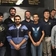CU-E3 satellite graduate student team members