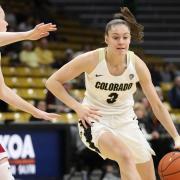 Colorado women's basketball against Denver