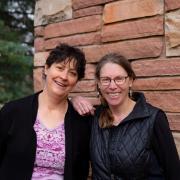 Nina Molinaro and Anne Becher