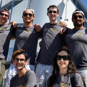 The CU Boulder Hyperloop team