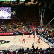 CU men's basketball game